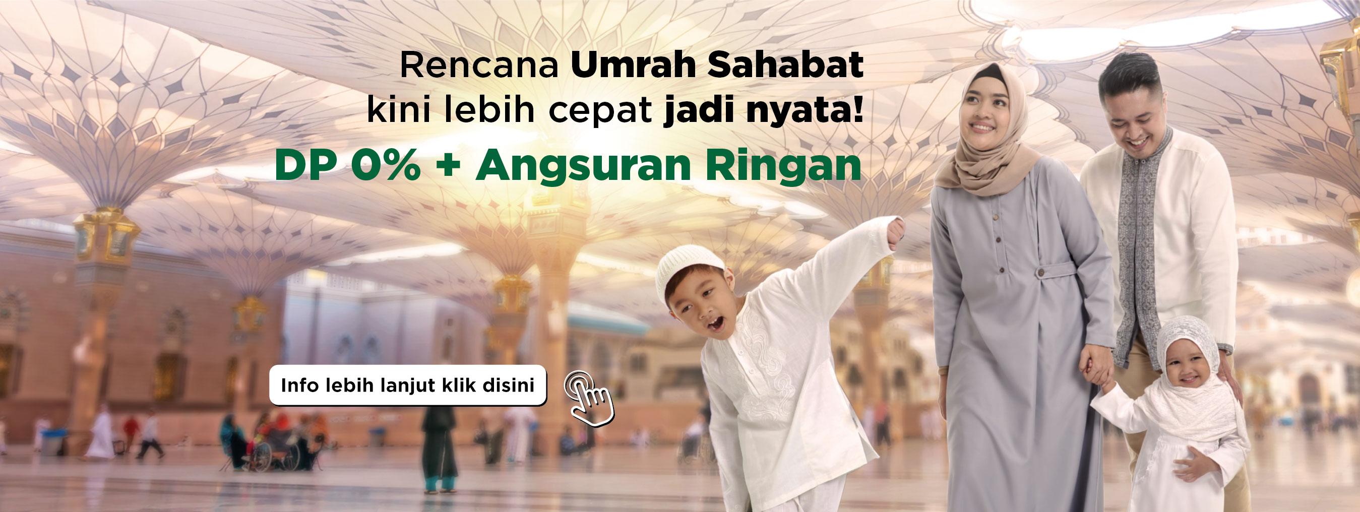 Pembiayaan Paket Umrah Adira Finance Syariah